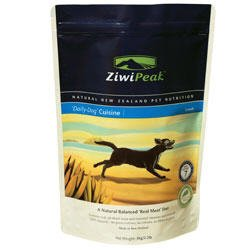 ZiwiPeak Real Meat Grain Free Air Dried Raw Dog Food, Lamb, 2.2lb