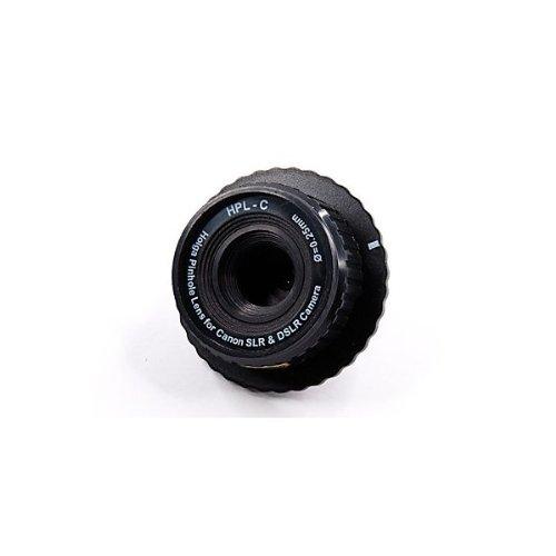 Holga HPL C Pinhole 0.25mm Prime Lens for Canon Digital SLR Camera