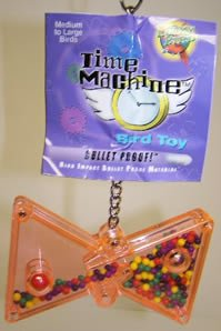 Lucky Bird Toys Time Machine Large Bird Toy