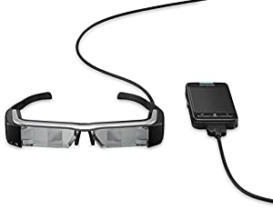 Epson Moverio BT-200 Augmented Reality Android Smart Glasses
