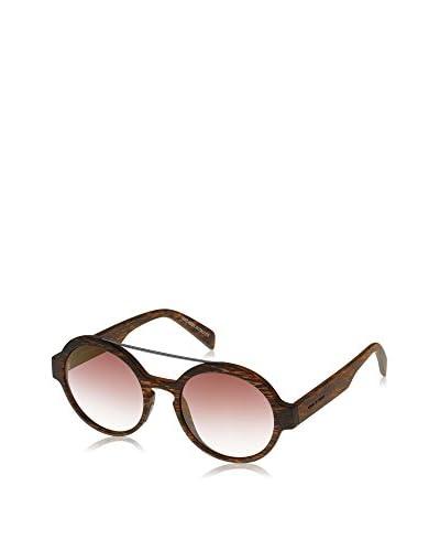 ITALIA INDEPENDENT Gafas de Sol 0913-BHS E-49 (49 mm) Marrón