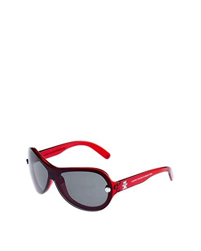 Benetton Kids Gafas de Sol Be-Bb-52504 Negro / Rojo