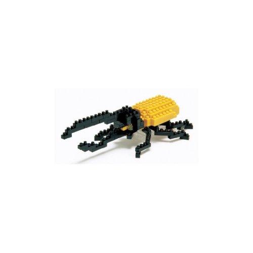 Nanoblock Hercules Beetle - 1