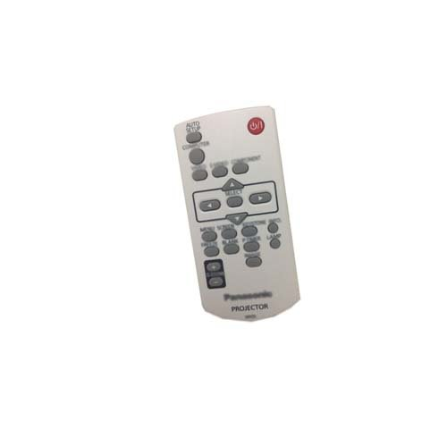 Replacement Remote Control For Panasonic Pt-Tw240 Pt-Rw430U Pt-Tw330 3Lcd Projection
