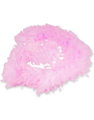 Feather Boa/Pink - 1