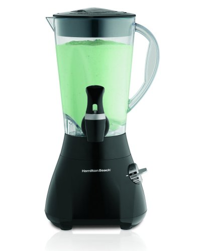 Hamilton Beach 54615 Wavestation Express Dispensing Blender with 48-Ounce Jar, Black