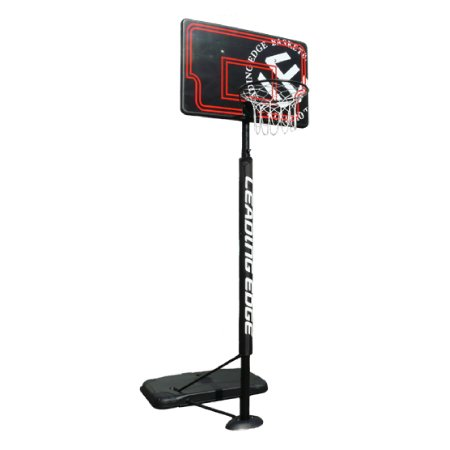 Leading edge pylon black pole pad with minibus-size up for basketball LE-BS305B