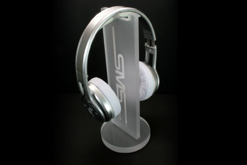 Sms Audio Sync / Street By 50 Cent Frosted Universal Headset & Headphone Stand (Sms-Stand-Frosted)