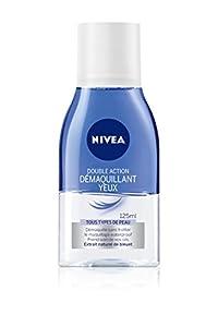 Nivea Visage - Démaquillant Yeux Waterproof Double Action - 125 ml