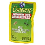 31NvmRD8BHL. SL160  Concern 97024 Diatomaceous Earth Crawling Insect Killer 1.5 Pound Box