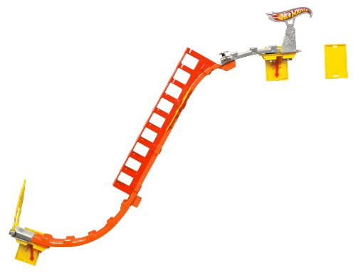 Hot Wheels Wall Tracks Power Drop Trackset