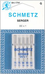 Read About Schmetz Overlock Machine Needles - 11/75 & 14/90