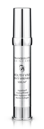 Youth Vive Anti Wrinkle Serum with Argireline, Matrixyl 3000, HA & Collagen 30ml Reviews