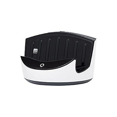 レイコップ RS-300/BK-200用 収納台 (パールホワイト) raycop RA-CRA01WH