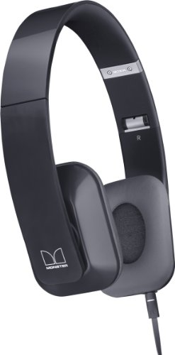 Nokia Wh-930 Purity Hd Wired On-Ear Stereo Headset By Monster - Black
