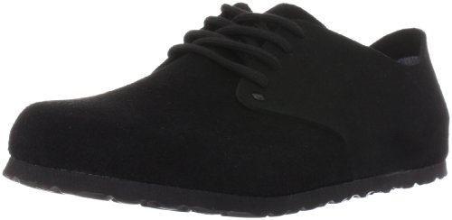 pictures of Birkenstock Women´s Maine Black Suede Sandals 37 M EU R 672051