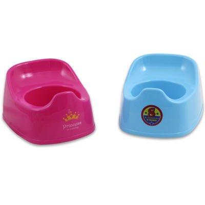 Plastic Potty Seat For Boys & Girls (Blue)