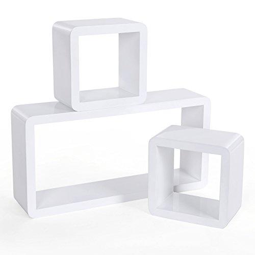 Songmics-3er-Set-70er-Wandregal-Cube-Regal-Belastbarkeit-15-kg-weiss-LWS102