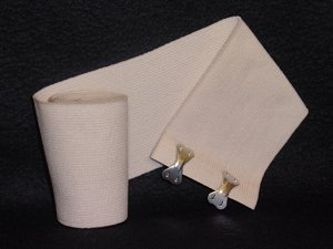 Standard Knit Elastic Bandages by Tetra Medical Supply Corp designs corp
