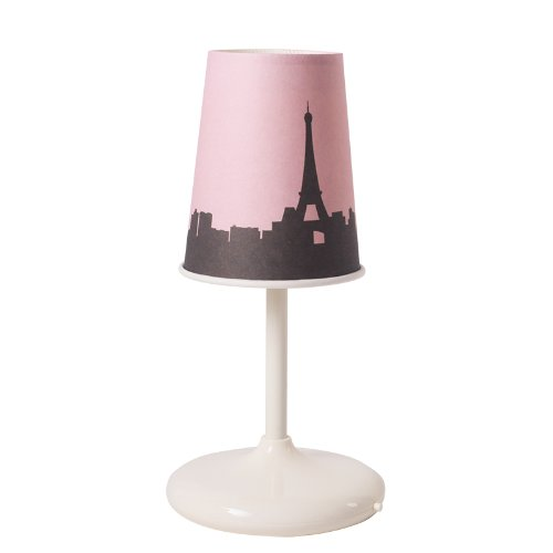 Eco-Friendly Cup Lamp City Pattern