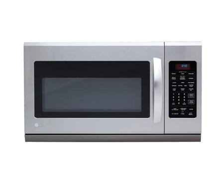 LG LMH2016ST 2.0 Cu. Ft. Stainless Steel Over-the-Range