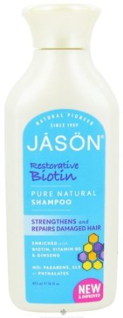 Jasons Natural Biotin Shampoo ( 1X16 Oz)