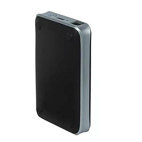 Goliton® WIFI sans fil USB 3.0 disque dur externe 160G boîtier routeur Wifi puissance de hd de 3500mA-Noir