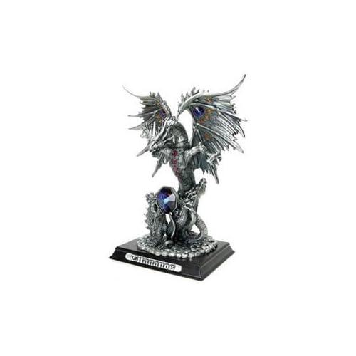 Amazon.com - Titananos Dragon Collectible Figurine - Metal Dragon