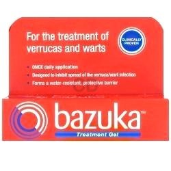 Bazuka Treatment Gel 6g