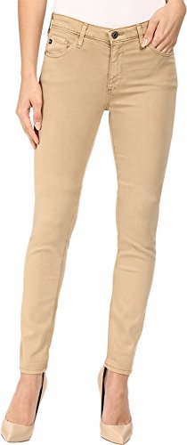 AG Adriano Goldschmied Women's Prima in Sulfur Toasted Umber Sulfur Toasted Umber Pants 28 X 30
