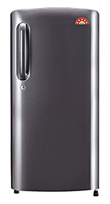 LG GL-B221ATNN.DTNZEBN Direct-cool Single-door Refrigerator (215 Ltrs, 5 Star Rating, Titanium)