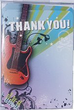 Rock Star Thank You - 20/Pkg.