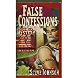False Confessions: A Doug Orlando Mystery (Onyx) (0451403835) by Johnson, Steve