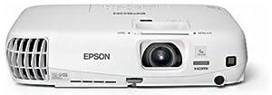 Epson EB-W16 Vidéoprojecteur 3 LCD 1280 x 800 USB/VGA/HDMI Blanc