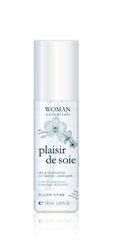 Woman-essentials-Plaisir-de-Soie-Huile-de-massage-satinante-lubrifiante-100ml