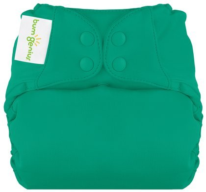 BumGenius Elemental All in One Cloth Diaper - Snap - Hummingbird - One Size