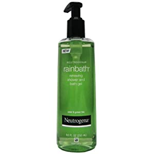 Neutrogena Rainbath Renewing Shower and Bath Gel, Pear and Green Tea, 8.5 Ounce at Sears.com