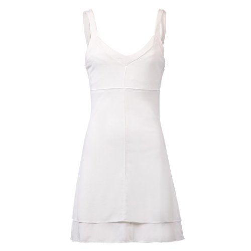 (click photo to check price). 2. Performance All White Tennis and Golf  Two-Tier Dress ... 229ce81c0