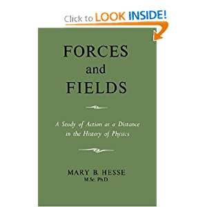 Forces and Fields Mary B. Hesse M.Sc. Ph.D.