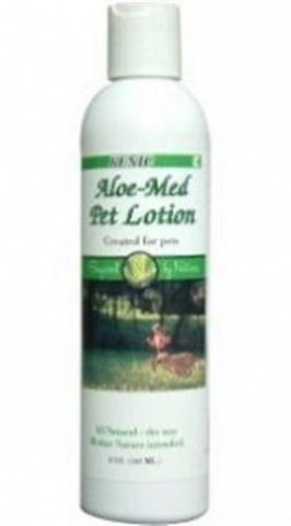 Kenic Aloe-Med Pet Lotion, 8-Ounce