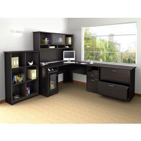 Amazon Com Bush Furniture Cabot Collection 2 Drawer