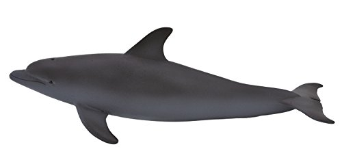 Mojo Fun 387118 Bottlenose Dolphin - Realistic Sea Life Marine Toy Replica