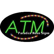 ATM Chasing Flashing LED Sign 15 x 27