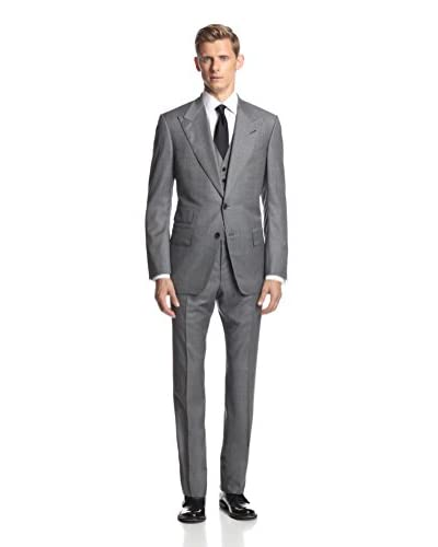 Tom Ford Men's Peak Lapel Suit