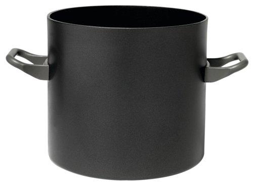 Alessi La Cintura di Orione Stockpot, Aluminium, Non-Stick, 20 cm, (90100/20 A)