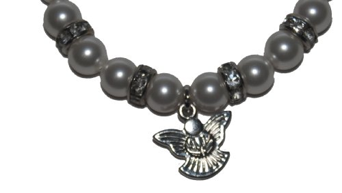 Children's Angel Charm Bracelet