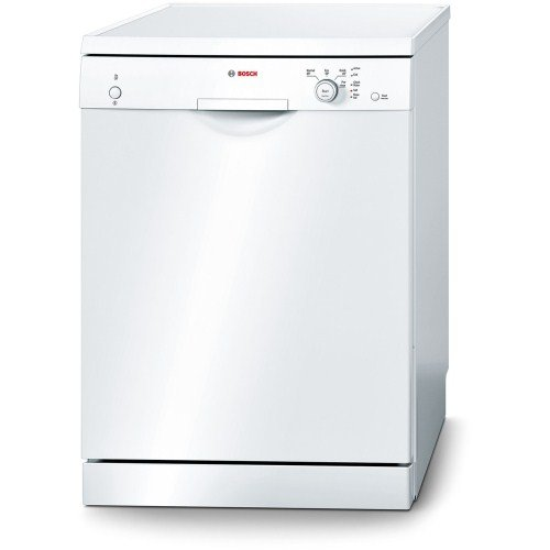 Bosch SMS40T42GB 12 Place Freestanding Dishwasher - White