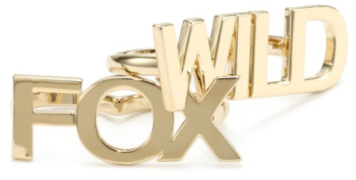 WILDFOX Wild Fox Knuckle Rings, Size 7