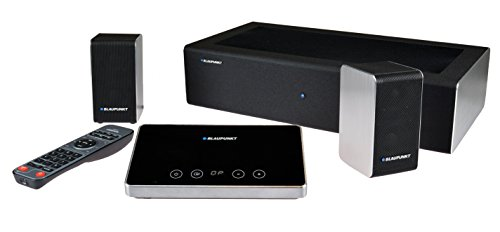 Blaupunkt-LS-240-1-Hometheatre-mit-kabellosem-Subwoofer-750-Watt-Musikleistung-Aluminium-Gehuse-schwarz