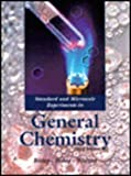 Standard and Microscale Experiments in General Chemistry (0030074290) by Bishop, Carl B.